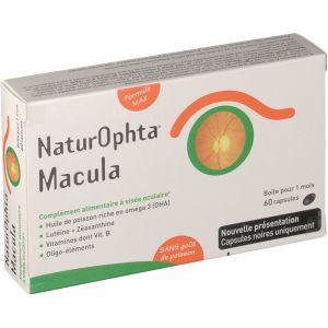 Horus Pharma NaturOphta Macula - Complément alimentaire