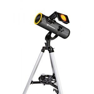 Bresser N 76/350 AZ Solarix - Télescope avec filtre solaire