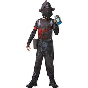 Rubie's Déguisement Black Knight Fortnite : taille XXXL