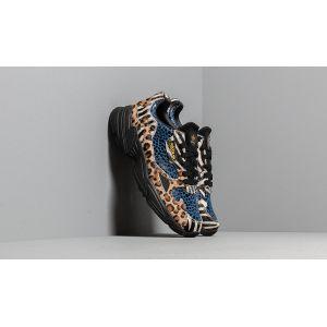 Adidas Falcon chaussures Femmes marron bleu T. 41 1/3