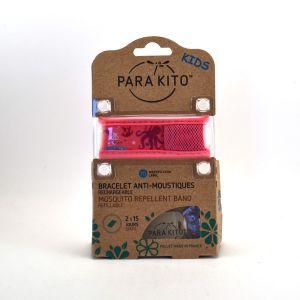 Parakito Bracelet répulsif naturel 2 pastilles