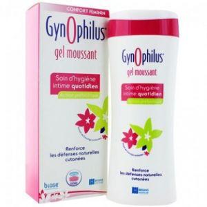 Besins Healthcare GynOphilus - Gel moussant soin d'hygiène intime quotidien