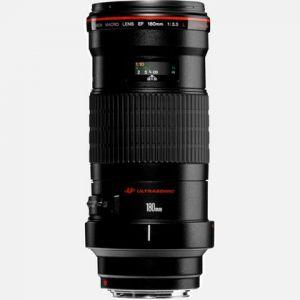 Canon 2539A014 Macro-objectif - 180 mm - f/3.5 L USM