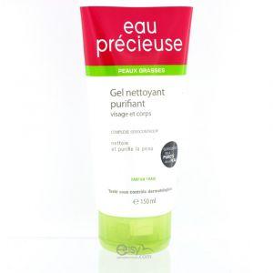 Eau Précieuse Peaux grasses - Gel nettoyant purifiant visage et corps