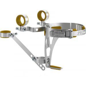 Elite Eroica - Porte-bidon en métal - argent Porte-bidons
