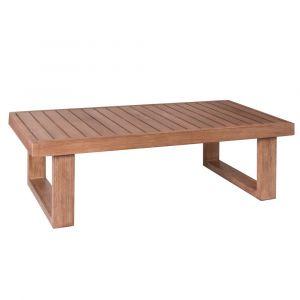 Lynco Table basse de jardin acacia massif - Patsy
