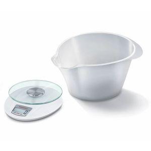 Soehnle Roma Plus (65857) - Balance de cuisine électronique 5 kg