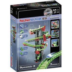 Fischertechnik Profi Dynamic S Jeu de construction Circuit à billes 3 modèles 140 pièces