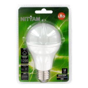 Nityam Ampoule LED STAND D E27 15W