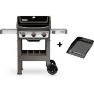 Weber Barbecue gaz Spirit II E-310 Gas Grill + plancha
