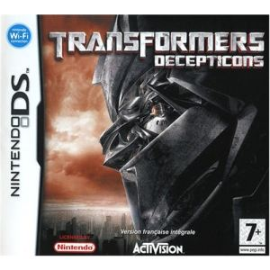 Transformers : Decepticons [NDS]