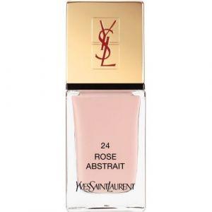 Yves Saint Laurent La Laque Couture 24 Rose Abstrait - Vernis à ongles