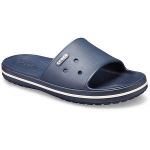 Crocs Claquettes CROCBAND III SLIDE bleu - Taille 36 / 37,38 / 39,42 / 43,46 / 47,43 / 44,48 / 49,45 / 46,37 / 38