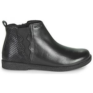 Geox Boots enfant SHAWNTEL - Couleur 28,29,30,31,32,33,34 - Taille Noir