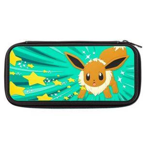 Sacoche housse Pokémon Evoli Edition pour Nintendo Switch