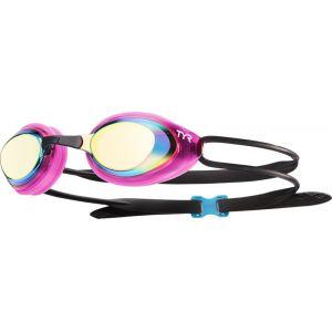 TYR Black Hawk Racing Mirrored - Lunettes de natation Femme - rose/noir Lunettes de natation