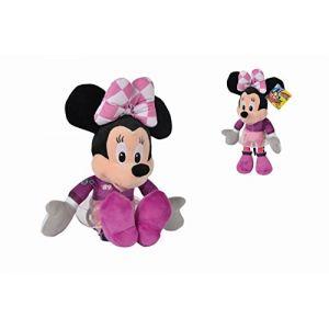 Simba Toys Peluche - Mickey - Minnie Top Départ 25 cm