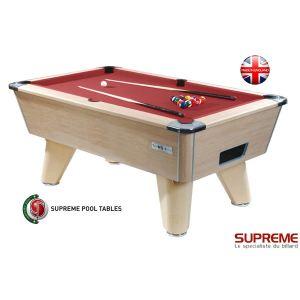 Supreme Billard Pool anglais Winners Dom 7ft