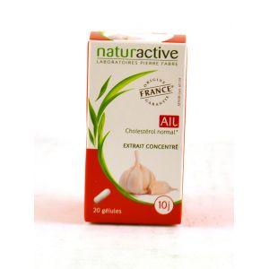 Naturactive Elusanes Ail 20 gélules
