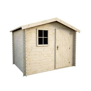 abri de jardin castorama comparer 146 offres. Black Bedroom Furniture Sets. Home Design Ideas