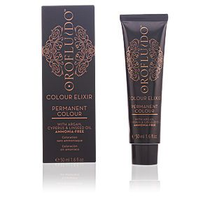 Orofluido Colour Elixir 7.3 Blond Doré - Coloration permanente sans amonique