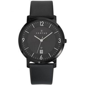 Certus 610959 - Montre pour homme avec bracelet en cuir