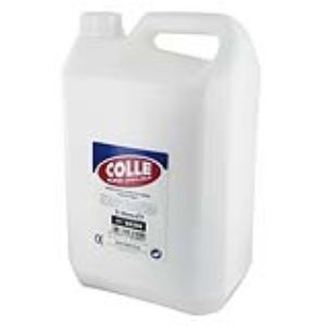 Majuscule Flacon colle super vinylique 5l