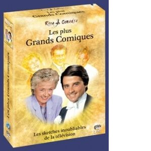 Coffret Rire et Comédie - Volume 2 : Trois coups pour rire + Raymond Devos, ses meilleurs sketches
