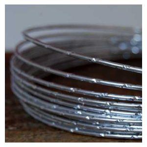 Vaessen Creative Fil aluminium ciselé 2mm (5m)