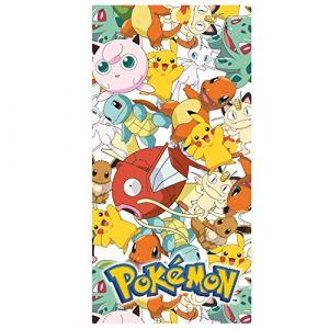 Serviette de bain Pokemon (140 x 70 cm)