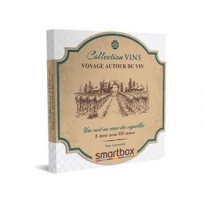 Smartbox Coffret cadeau Voyage autour du vin