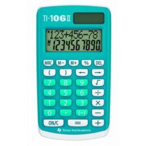 Texas instruments TI-106 - Calculatrice de poche