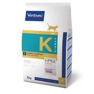 Virbac Veterinary HPM Kidney Support Cat 3 kg