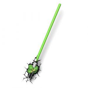 Applique 3D Sabre Laser de Yoda Star Wars
