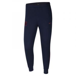 Nike Pantalon en tissu Fleece FC Barcelona - Homme - Bleu - Taille 2XL