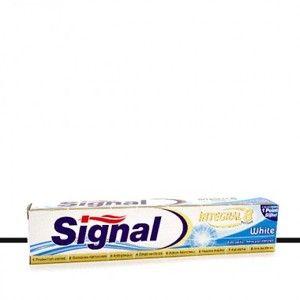 Signal Intégral 8 White - dentifrice 75 ml