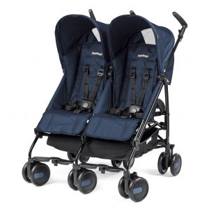 Peg Perego Pliko Mini Twin (2018) - Poussette double