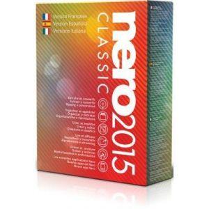 Nero 2015 classic [Windows]