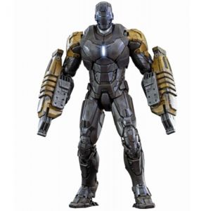Hot Toys Figurine Iron Man 3 Mark XXV Striker Armour 1:6