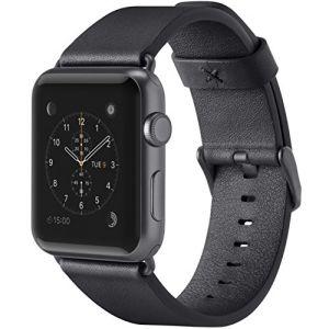 Belkin Bracelet Classic pour Apple Watch 42 mm noir