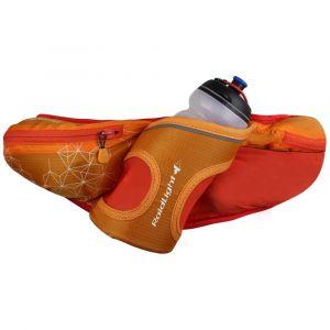 Raidlight Ceinture Porte-bidon Fast 800 + bidon 800ml M Sac hydratation / Gourde Orange - Taille TU