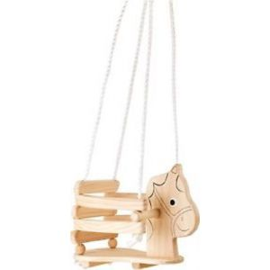 Legler Balançoire en bois Cheval