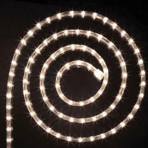 Tube lumineux LED 18 m Blanc chaud