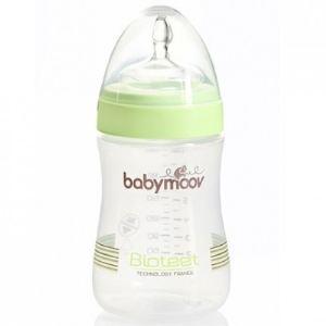 Babymoov A058003 - Biberon Bioteet 230 ml avec tétine en silicone