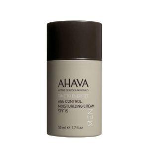 Ahava Crème hydratante anti-âge IP15 pour homme - 50 ml