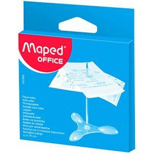 Maped 537300 4 - Pique-notes lesté droit