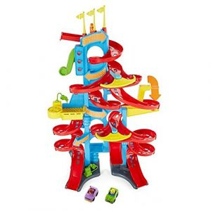 Fisher-Price Little People La Tour Des Spirales Deluxe