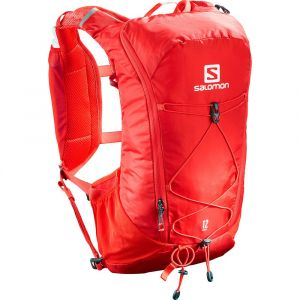 Salomon Sacs à dos Agile 12l Set - Fiery Red - Taille One Size