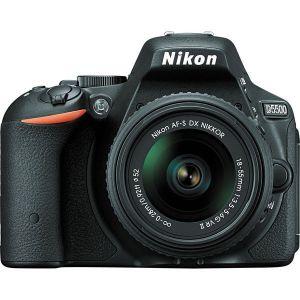 Nikon D5500 (avec objectif 18-55mm)