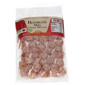L'Abeille Royale Bonbons Miel Gelée Royale BIO sachet 120 g